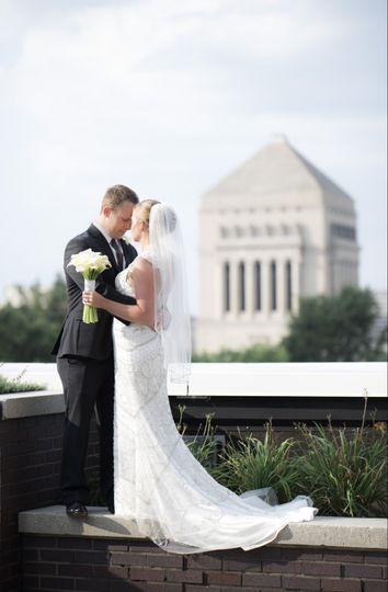 Upscale Indianapolis Wedding