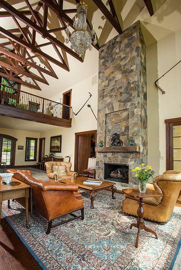 Maren Estate fireplace