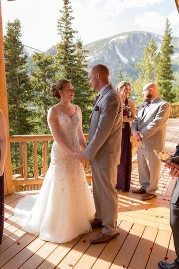 Wedding ceremonky