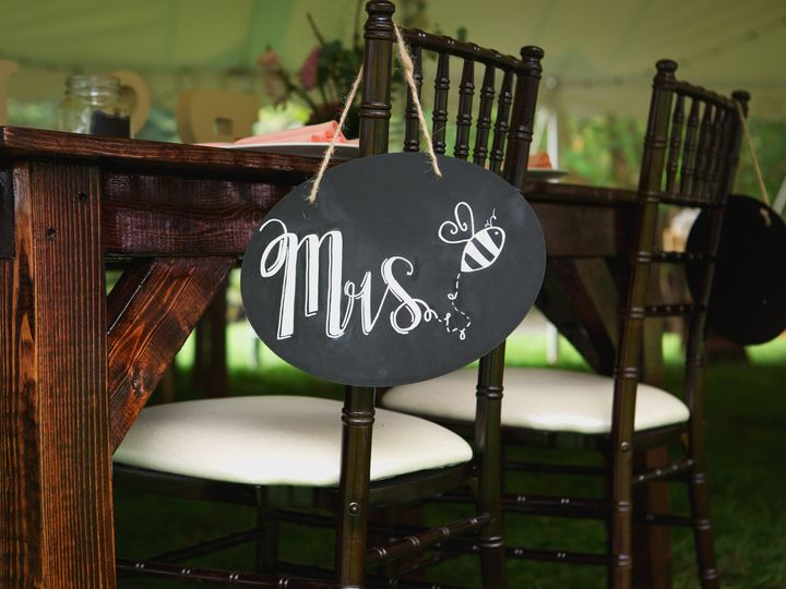 Tmx 1447768681685 Mr And Mrs Sign Hagerstown, MD wedding rental