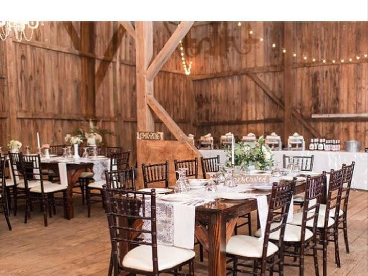 Tmx 1509655816 Cc66c4f95ca2b936 Farm Table Rentals Hagerstown, MD wedding rental