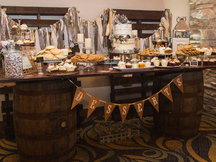 Tmx 1509656144194 Whiskey Barrel Bar   Dessert Bar Hagerstown, MD wedding rental
