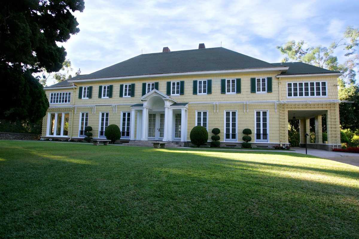 Lindley Scott House