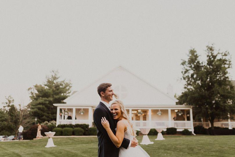 Bride/Groom on Grounds