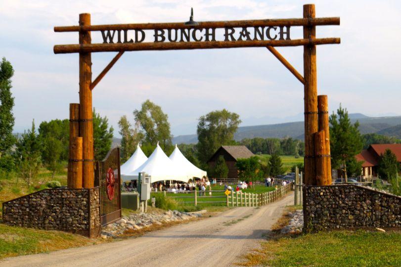 Wild Bunch River Ranch, LLC arch