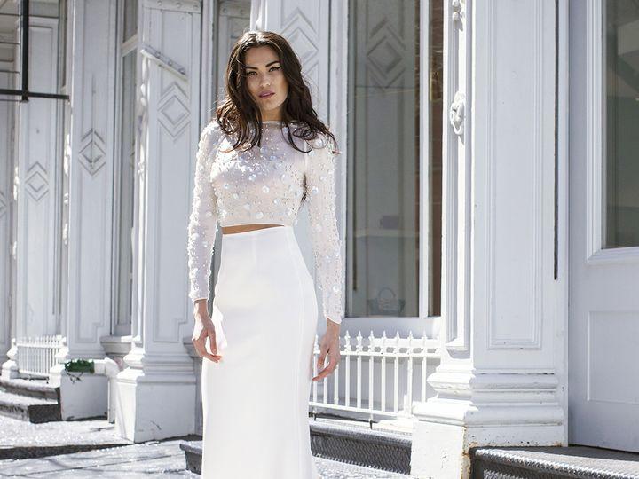 Tmx 1496849698014 Alessandra  Elizabeth   Modified Brooklyn wedding dress