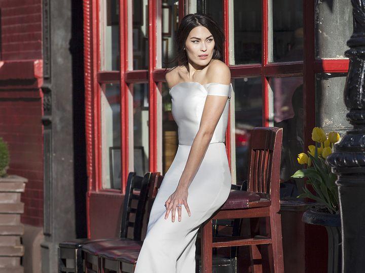 Tmx 1496849821267 Eva  Elizabeth   Modified Brooklyn wedding dress