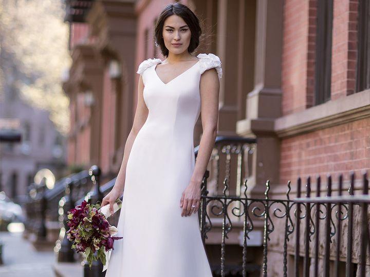 Tmx 1496849831323 Jane   Modified Brooklyn wedding dress