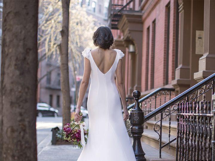 Tmx 1496849843982 Jane Back   Modified Brooklyn wedding dress