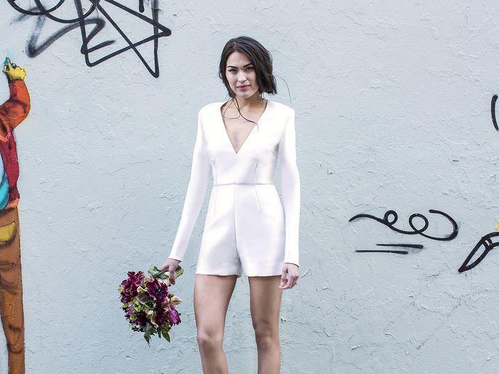 Tmx 1496849900565 Kayla Full   Modified Brooklyn wedding dress