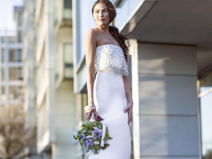 Tmx 1496849941569 Mina   Modified Brooklyn wedding dress