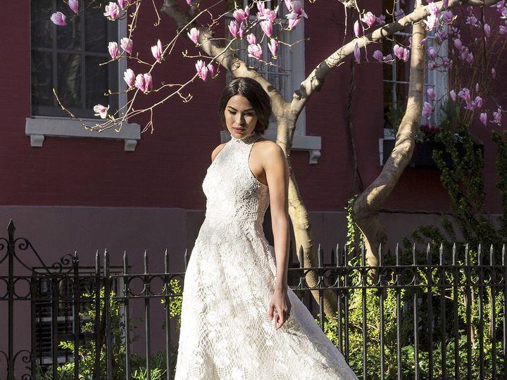 Tmx 1496849961936 Rose   Modified Brooklyn wedding dress