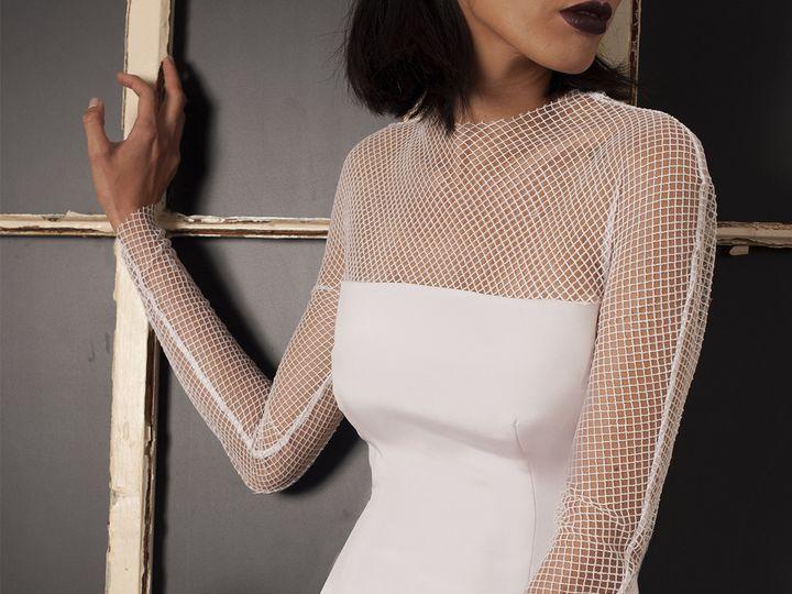 Tmx 1497636588882 Bianca 2 Resized Brooklyn wedding dress