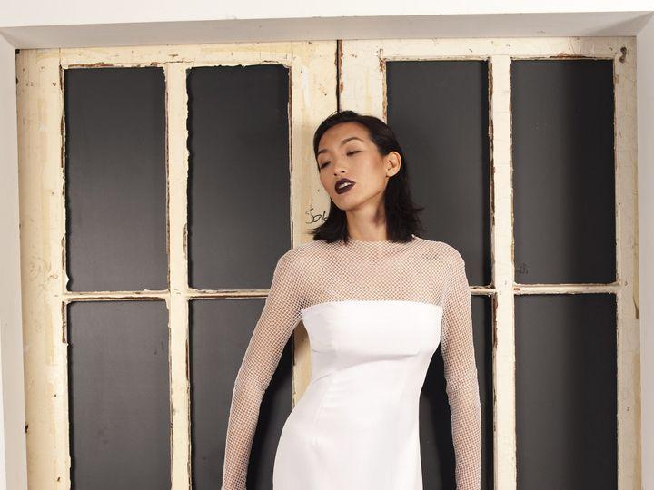 Tmx 1497636610826 Bianca Brooklyn wedding dress