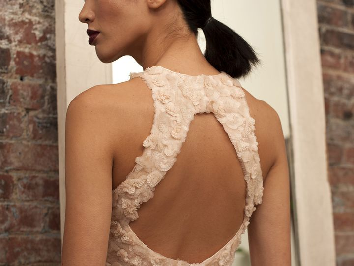 Tmx 1497636727039 Elena 4 Resized Brooklyn wedding dress