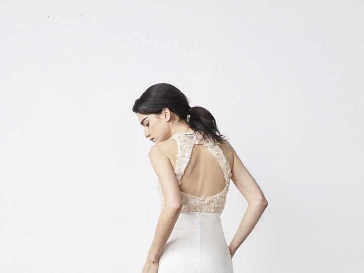Tmx 1497641671117 Elena 2 Brooklyn wedding dress