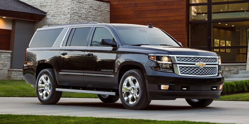 Luxury SUV Exterior