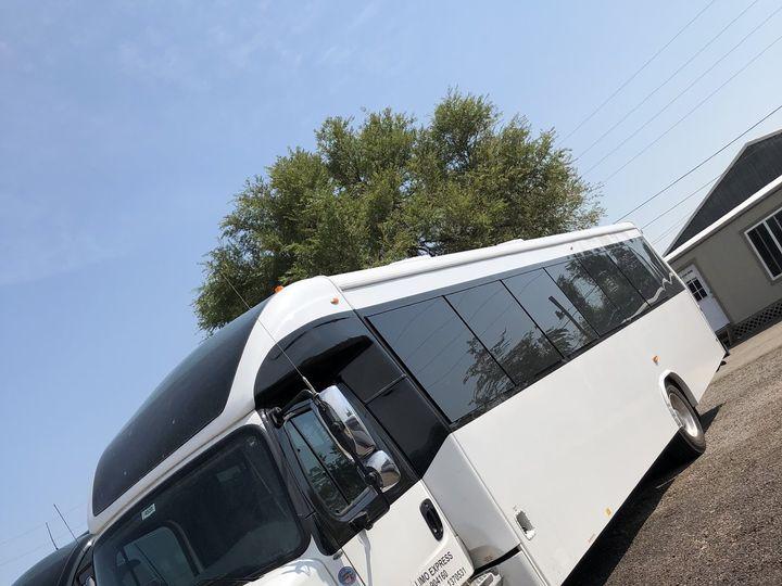 Tmx 4520 Exterior 51 413334 Denver, Colorado wedding transportation