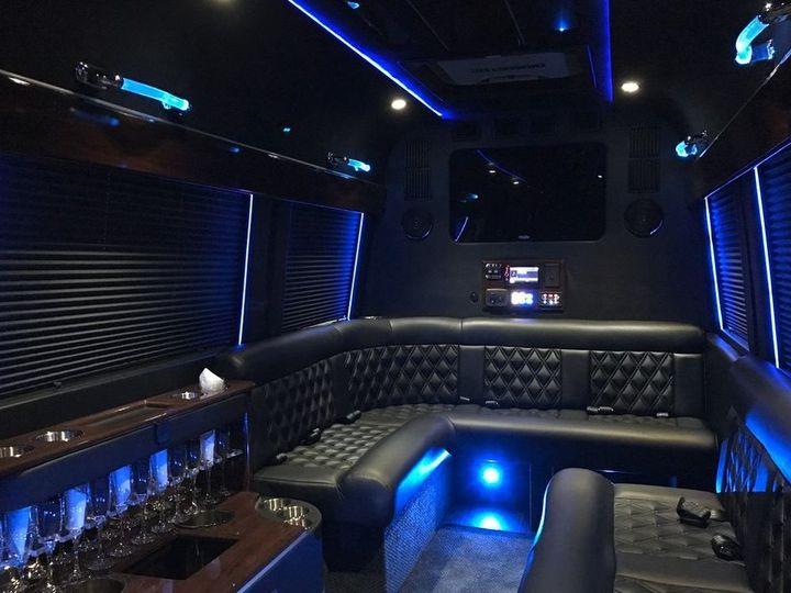 Tmx B10 Interior 51 413334 Denver, Colorado wedding transportation