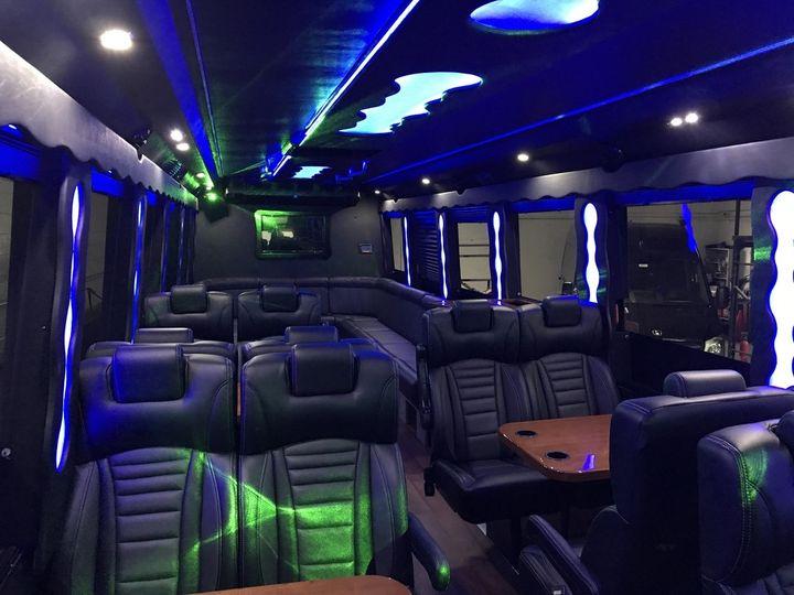Tmx B11 Interior 2 51 413334 Denver, Colorado wedding transportation