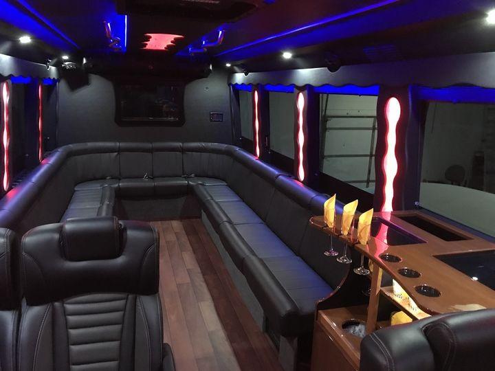 Tmx B11 Interior 51 413334 Denver, Colorado wedding transportation