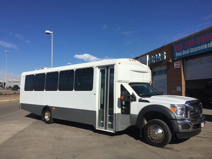 Tmx B12 Exterior 2 51 413334 Denver, Colorado wedding transportation