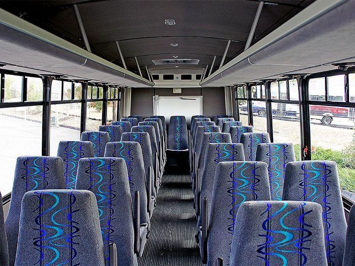 Tmx B12 Interior 2 51 413334 Denver, Colorado wedding transportation