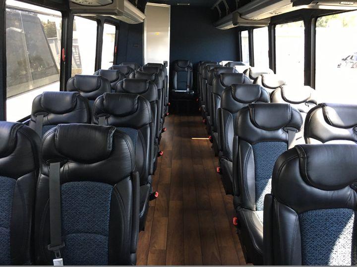 Tmx B14 Interior 51 413334 Denver, Colorado wedding transportation