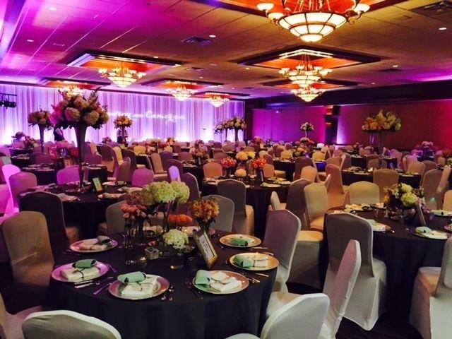 comfort suites rock garden venue green bay wi weddingwire - Garden By The Bay Ballroom