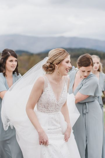 Lovely bride | Marybethmarlowphotography
