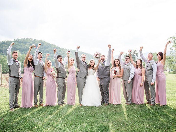 Tmx 1533911762 C1c20d0a155cbafc 1533911761 34534f0f05cbbd64 1533911756822 6 CarllReception 26 Newport News wedding beauty