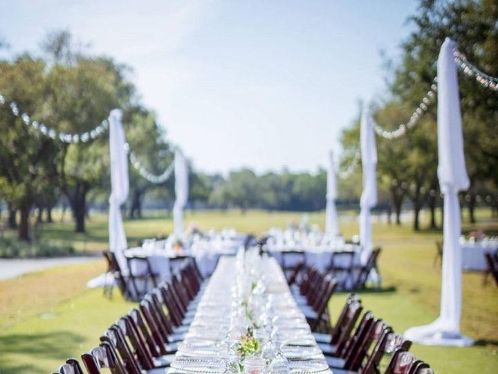 Tmx Farm Tables And Mahogany Chairs 51 1015334 1562851547 Tampa, FL wedding rental