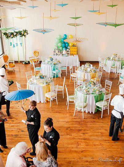 creativo loft wedding ceremony reception venue illinois chicago