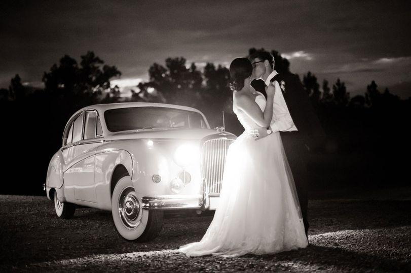 """1959 Jaguar """"Caroline"""""""