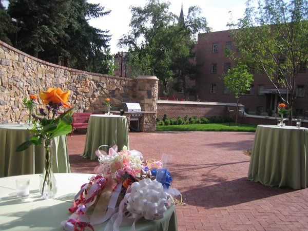 Tmx 1248287355288 Patio Denver, Colorado wedding venue