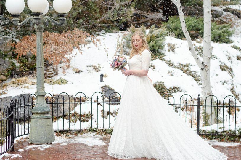 Bridals in the Garden