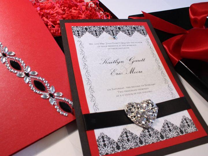 Tmx 1369936835072 Img2832 Small Winter Park, FL wedding invitation