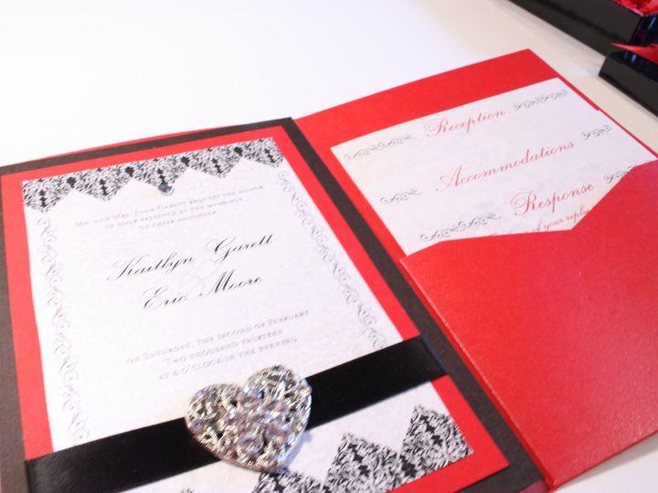 Tmx 1369937042127 Img2808 Winter Park, FL wedding invitation