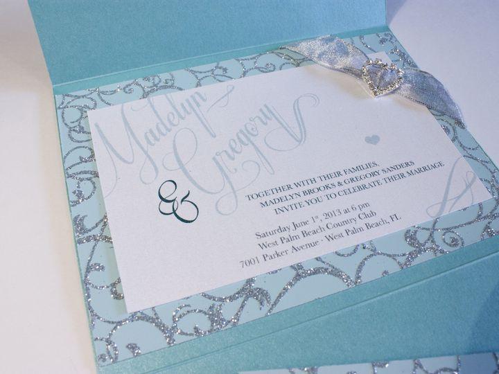 Tmx 1369937669516 Img2875 Winter Park, FL wedding invitation