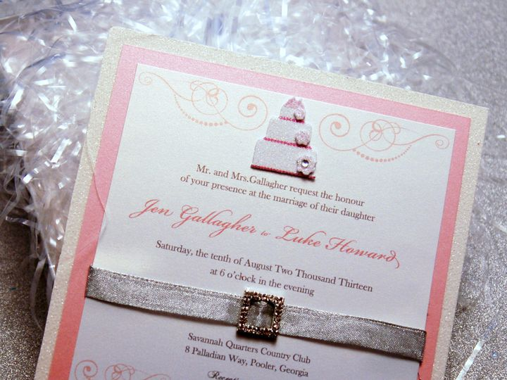 Tmx 1369938116926 Dsc3642 Winter Park, FL wedding invitation