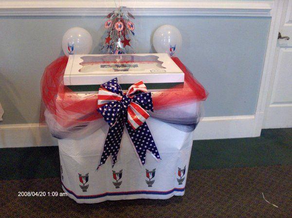 Tmx 1221682071335 EagleScoutCakeTable Richmond wedding florist