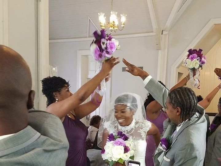 Tmx 1477588708777 Img3703 Richmond wedding florist