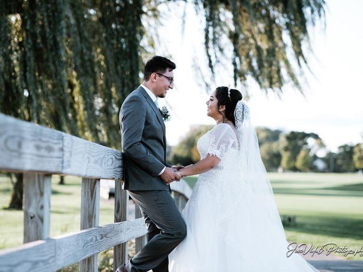 Tmx 9 13 Couple On Bridge 51 2434 157799368850458 Hoffman Estates, IL wedding venue