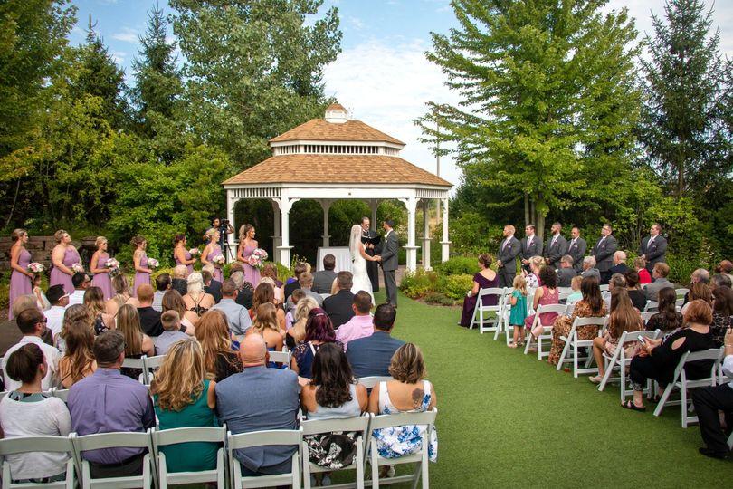August 2019 ceremony