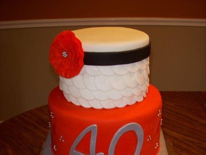 Tmx 1325316468762 Normal1301582044 Sherman Oaks wedding cake