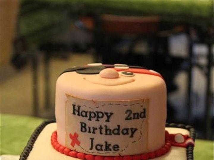 Tmx 1325316538878 1312228879 Sherman Oaks wedding cake