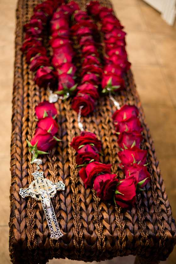 Julia's Floral/Fresh Rosary