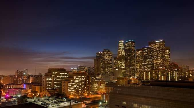Tmx 1413479078863 Dtviewfromroof013677x380fittoboxsmalldimensioncent Los Angeles, CA wedding venue