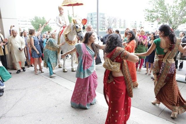 Tmx 1447094966803 Indian Wedding   Groom Horse Arrival 2 Web Los Angeles, CA wedding venue