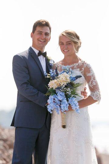 The tradiitonal wedding